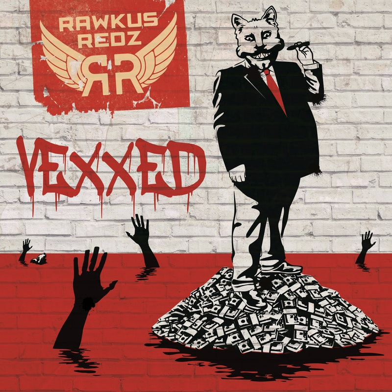 Rawkus Redz - New EP 'Vexxed' | Rock Band from Leicesterhsire, UK | Modern Rock | Covers